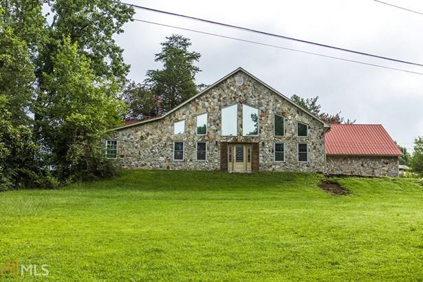 Single Family Detached, Cabin,Country/Rustic - Silver Creek, GA (photo 1)