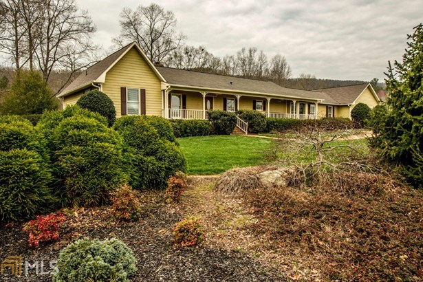 Single Family Detached, Ranch - Armuchee, GA (photo 1)