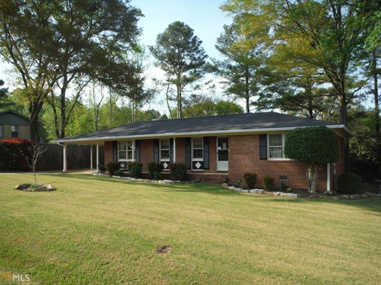 Single Family Detached, Ranch - Lindale, GA (photo 2)