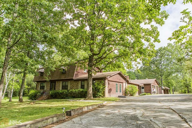 Single Family Detached, Bungalow/Cottage,Traditional - Rome, GA (photo 1)