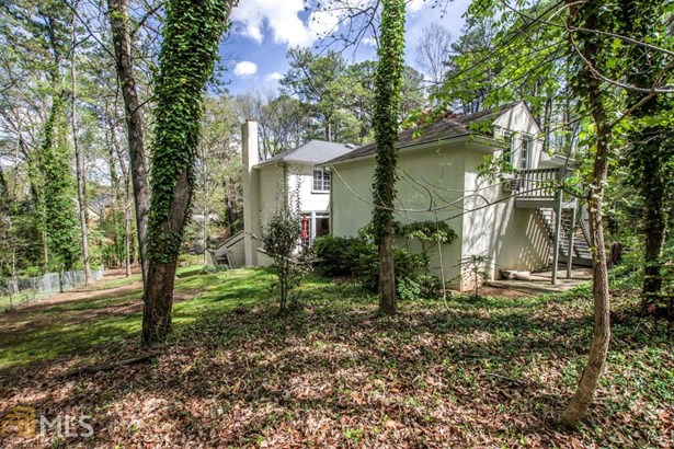 Single Family Detached, French Provincial - Rome, GA (photo 3)