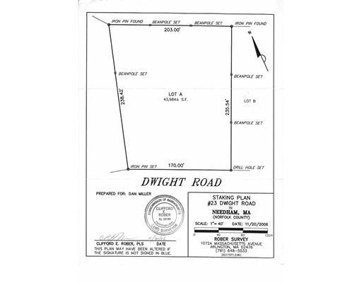 23 Dwight Road, Needham, MA - USA (photo 2)