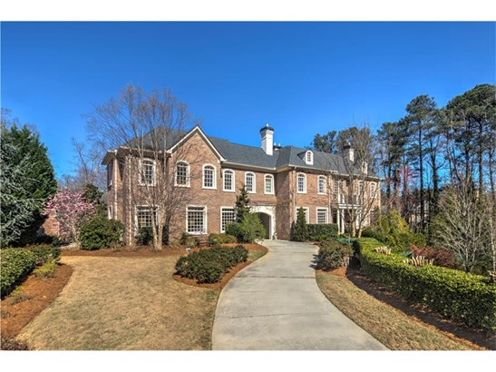 260 Trimble Crest Drive, Sandy Springs, GA - USA (photo 1)