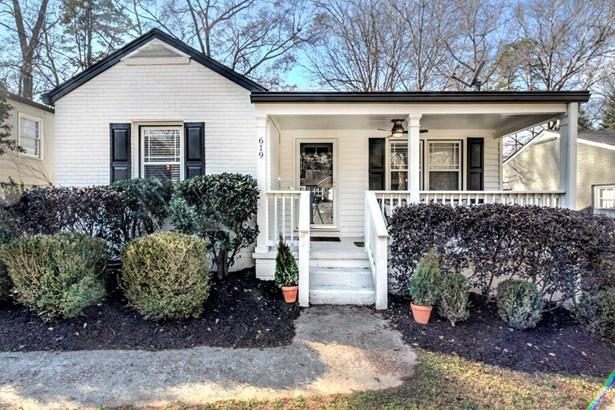 619 Daniel Avenue, Decatur, GA - USA (photo 1)