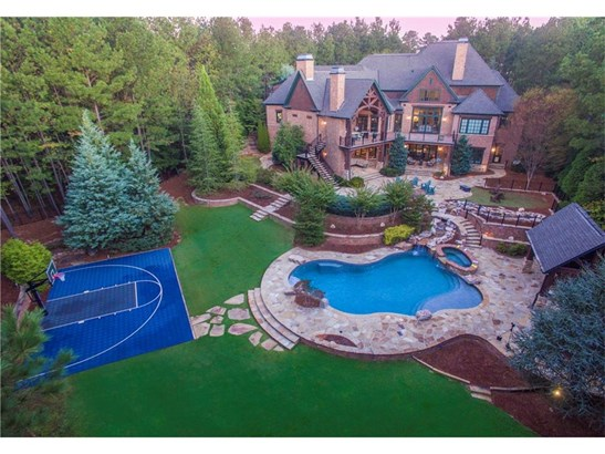 848 Big Horn Hollow, Suwanee, GA - USA (photo 1)