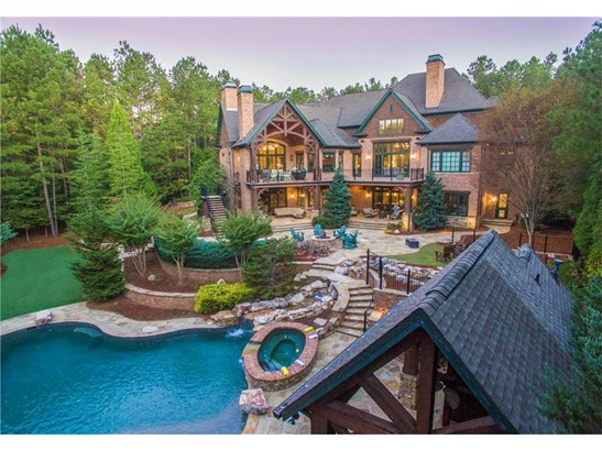 848 Big Horn Hollow, Suwanee, GA - USA (photo 2)