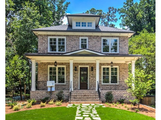 1505 Grant Drive Ne, Brookhaven, GA - USA (photo 1)