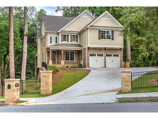 3777 Ivy Road Ne, Atlanta, GA - USA (photo 1)