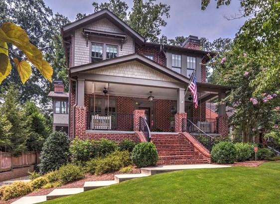 1804 Meadowdale Avenue Ne, Atlanta, GA - USA (photo 1)