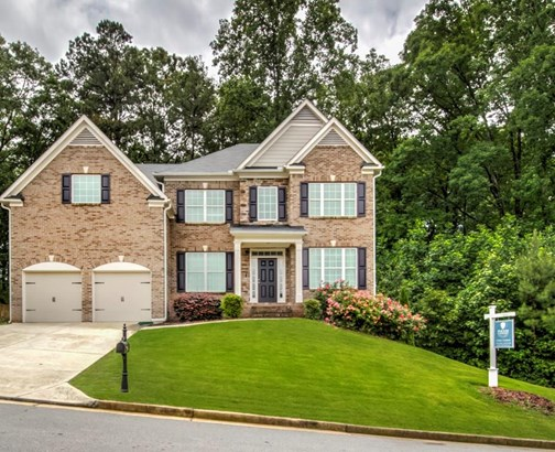 389 Shiloh Manor Drive, Marietta, GA - USA (photo 1)