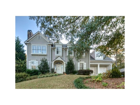 848 Woodley Drive Nw, Atlanta, GA - USA (photo 1)