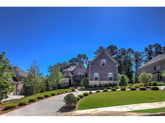 3873 Stratford Park Drive Ne, Atlanta, GA - USA (photo 1)