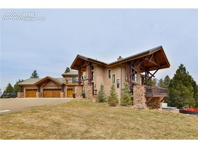 Single Family (RES, REN) - Woodland Park, CO (photo 3)