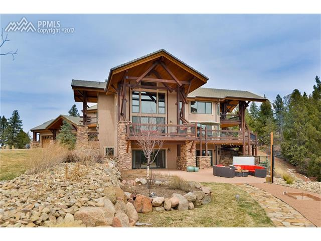Single Family (RES, REN) - Woodland Park, CO (photo 4)