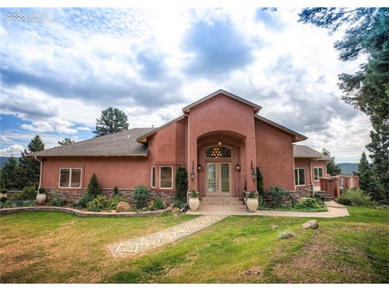 Single Family (RES, REN) - Woodland Park, CO (photo 2)