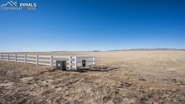 Land - Calhan, CO
