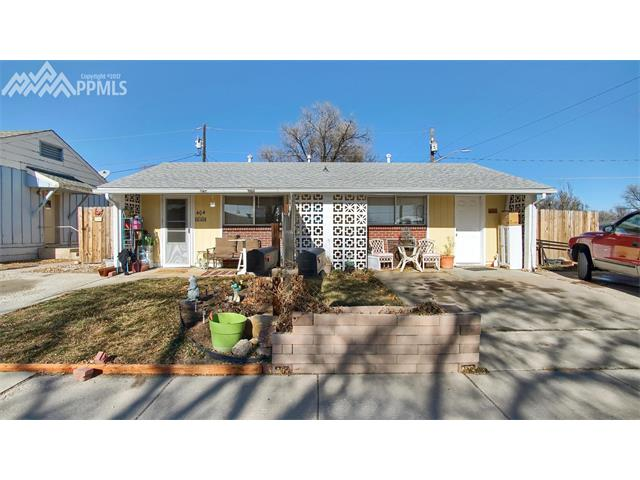 Duplex (INC, REN) - Fountain, CO (photo 2)