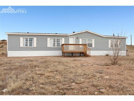 Single Family (RES, REN) - Fountain, CO (photo 1)