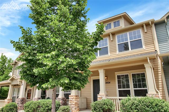 Townhouse (RES, REN) - Colorado Springs, CO (photo 2)