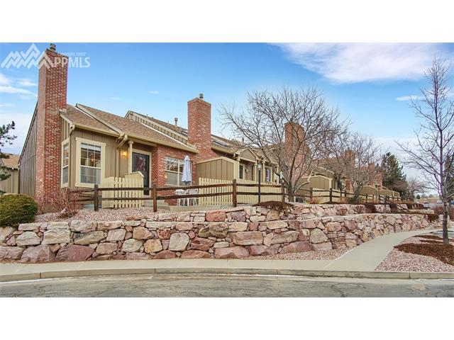 Townhouse (RES, REN) - Colorado Springs, CO (photo 2)