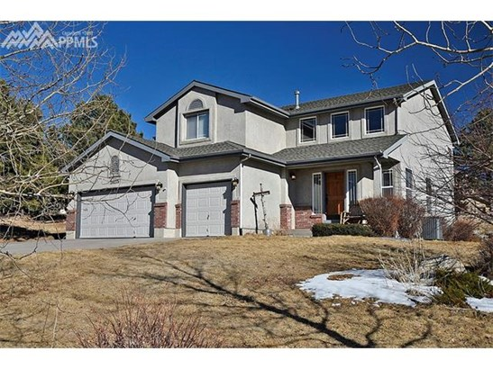Single Family (RES, REN) - Monument, CO (photo 1)