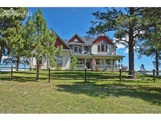 Single Family (RES, REN) - Larkspur, CO (photo 1)