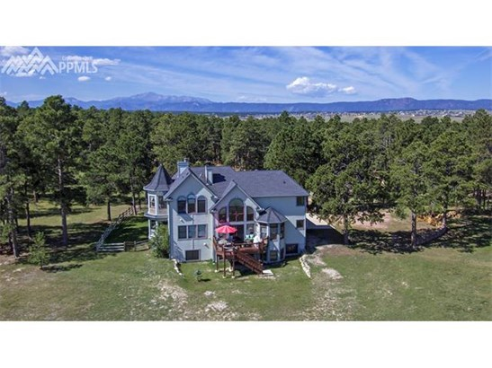 Single Family (RES, REN) - Larkspur, CO (photo 2)