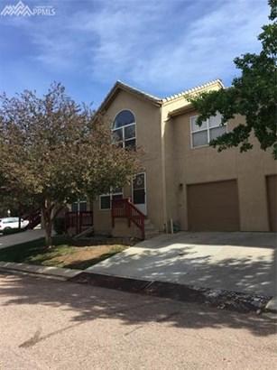 Townhouse (RES, REN) - Colorado Springs, CO (photo 1)