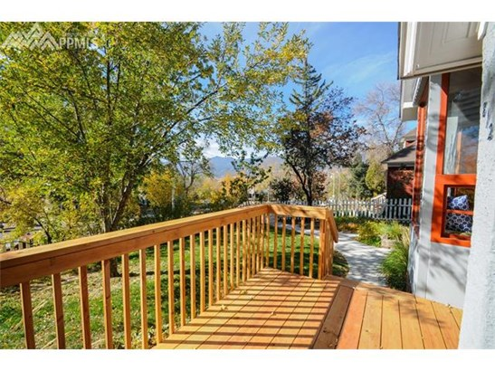 House W/Cottage (INC) - Colorado Springs, CO (photo 4)