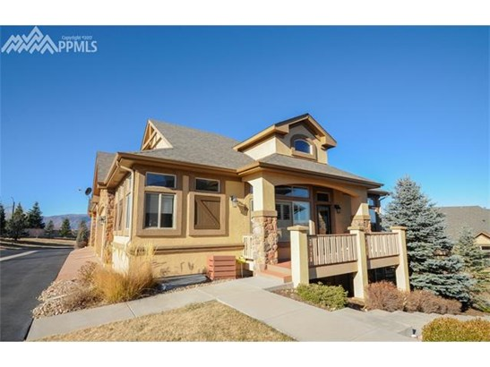Townhouse (RES, REN) - Colorado Springs, CO (photo 1)