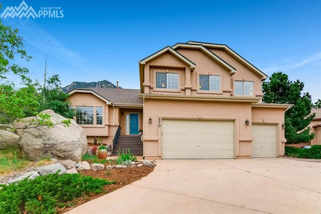 Single Family (RES, REN) - Colorado Springs, CO (photo 1)