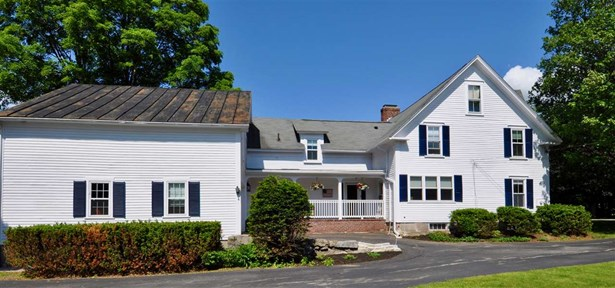 Antique,Colonial, Single Family - Goffstown, NH