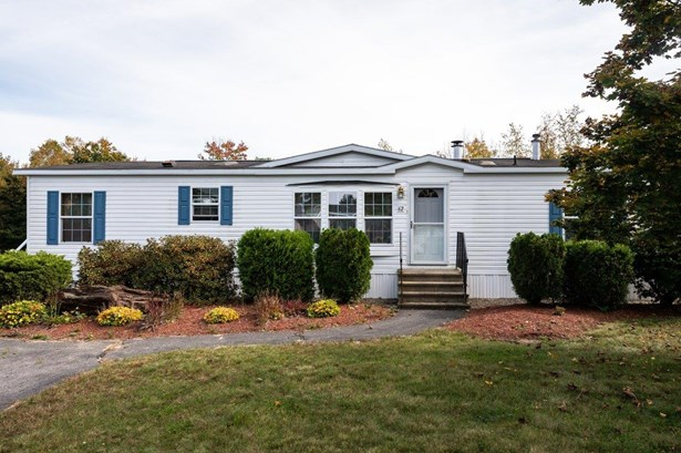 Mobile Home, Double Wide - Rochester, NH