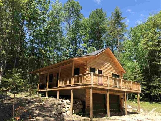 Cabin,Log, Single Family - Thornton, NH