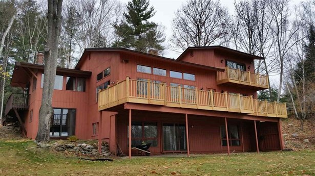 Contemporary,Deck House,Ranch,Tri-Level,Walkout Lower Level - Single Family (photo 1)