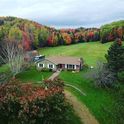 Ranch, Single Family - Colebrook, NH (photo 1)