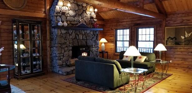Log,Ranch, Single Family - Mason, NH