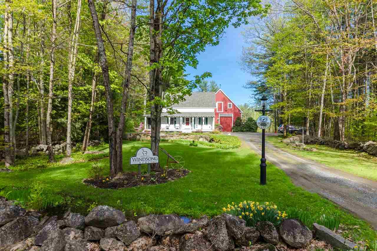 Farmhouse,Reproduction, Single Family - Sanbornton, NH (photo 2)