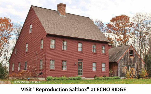 Colonial,Reproduction,Saltbox, Single Family - New Boston, NH (photo 1)