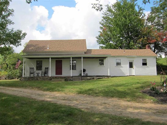 Cape,Modified,w/Addition, Single Family - New Ipswich, NH (photo 1)