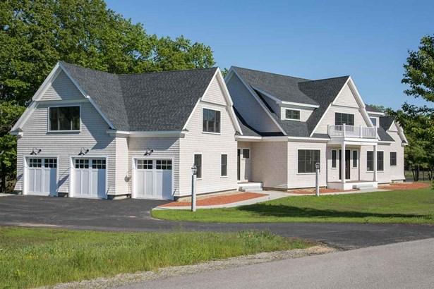 Adirondack,Cape,Modern Architecture,Walkout Lower Level - Single Family (photo 4)