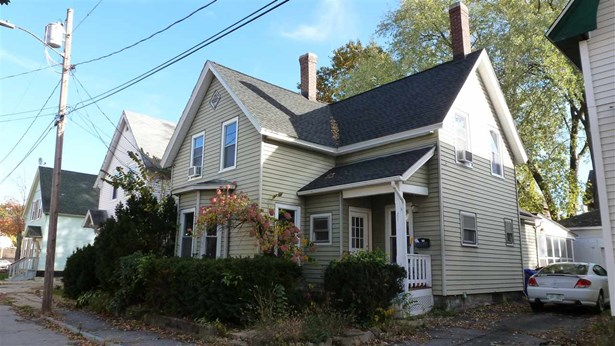 New Englander, Single Family - Manchester, NH (photo 1)