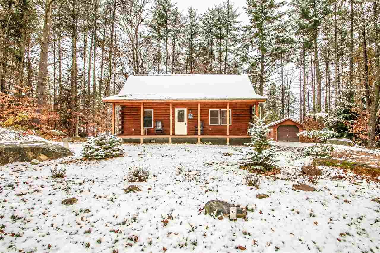 Cabin,Log, Single Family - Tamworth, NH (photo 1)