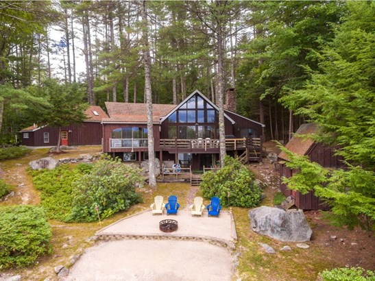 Chalet,w/Addition,Walkout Lower Level, Single Family - Moultonborough, NH (photo 1)