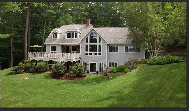Contemporary,Walkout Lower Level, Single Family - Alton, NH (photo 2)
