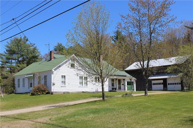 Cape,Farmhouse, Single Family Residence - Livermore, ME
