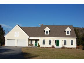 Cape,Walkout Lower Level, Single Family - Newport, NH (photo 1)