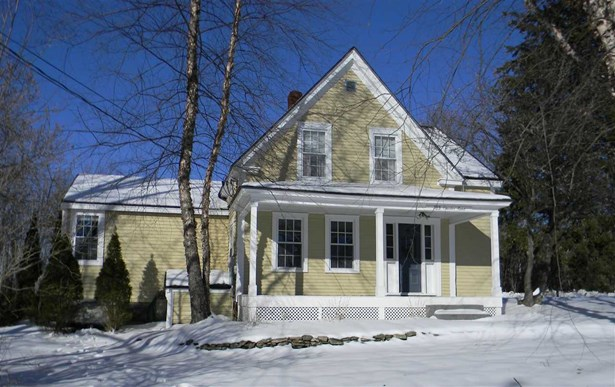 Cape, Single Family - Auburn, NH (photo 1)