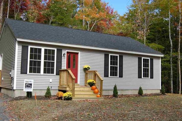 Cape, Single Family - Stoddard, NH (photo 1)