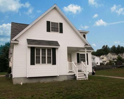 Cape, Single Family - Farmington, NH (photo 1)